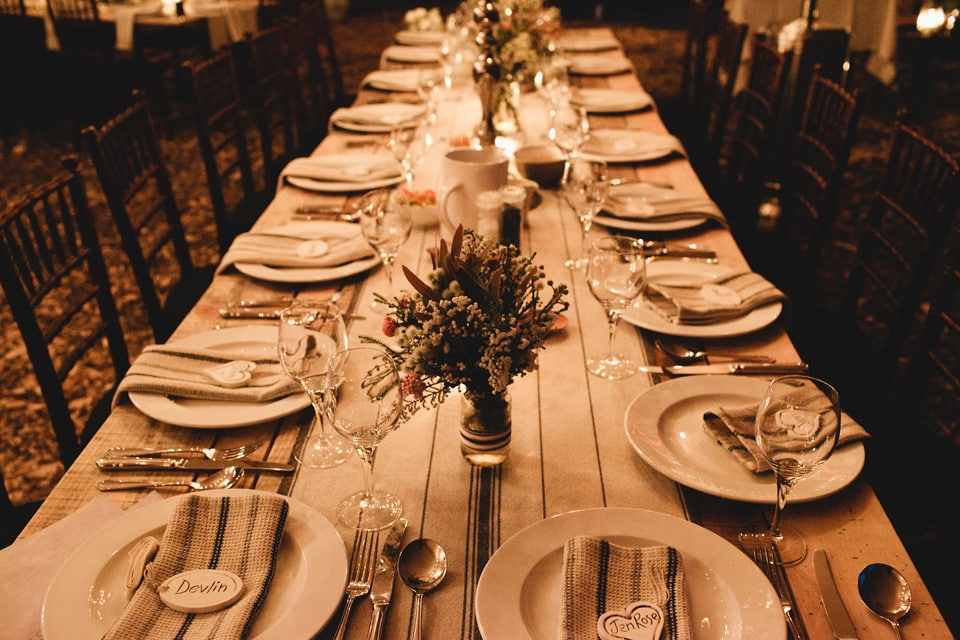 table linen by Mungo