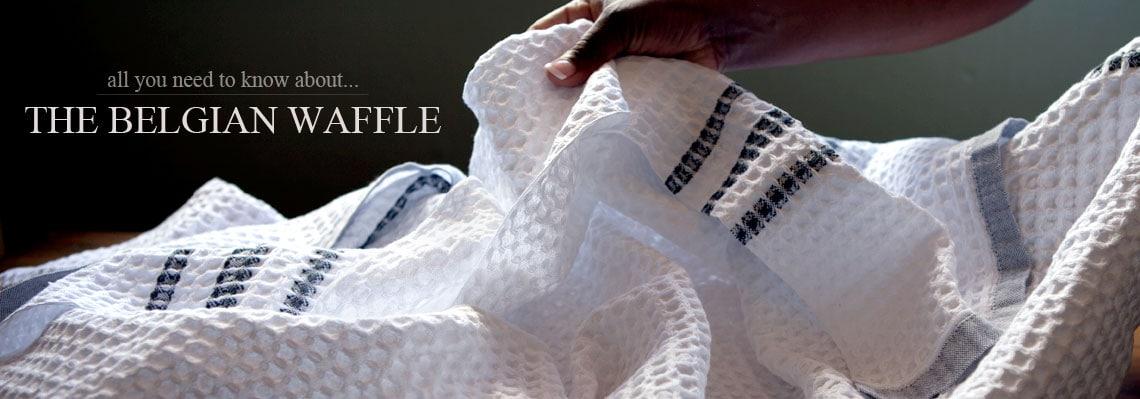 Belgian Waffle Towel