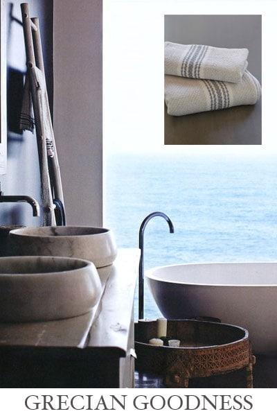 Grecian Towel
