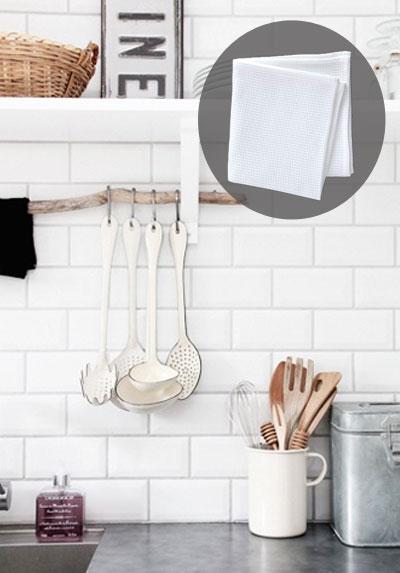 Mungo Kitchen linen
