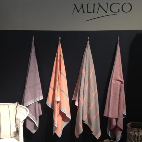 itawuli flat weave towel
