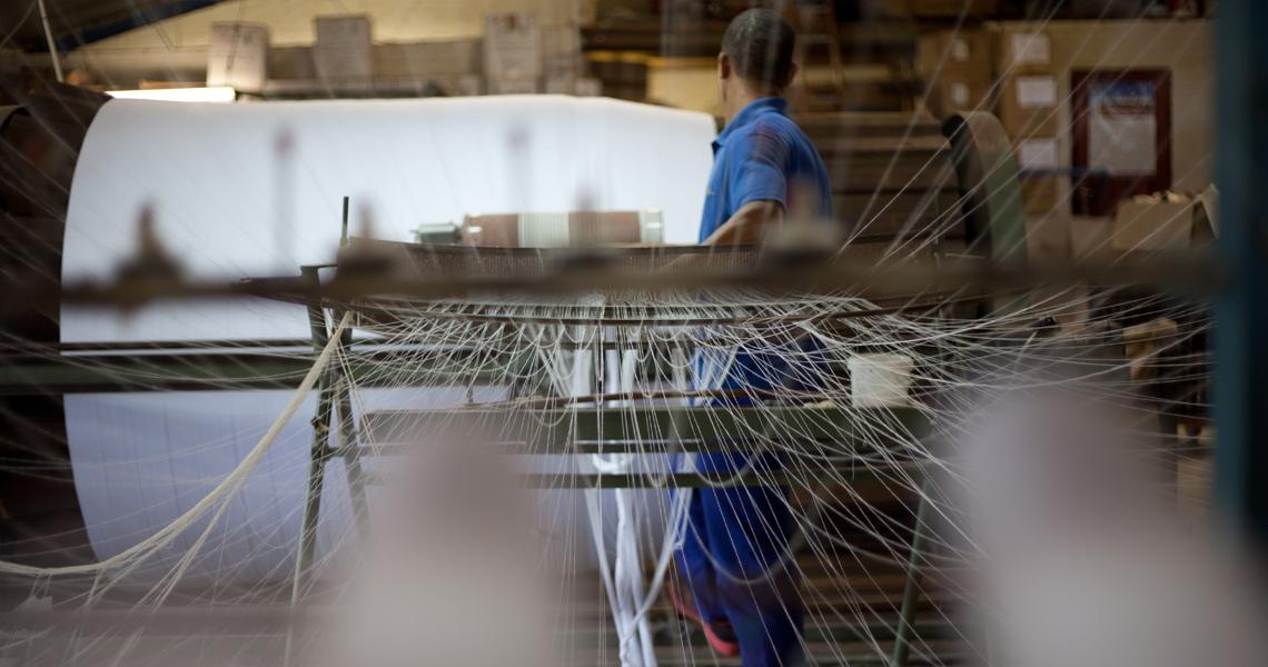 mungo weaving