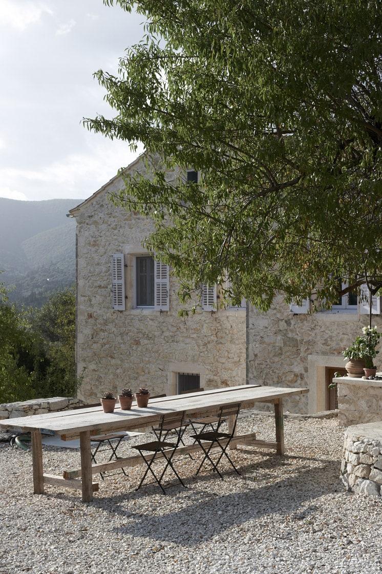 Villa Kalos in Ithaca, Greece