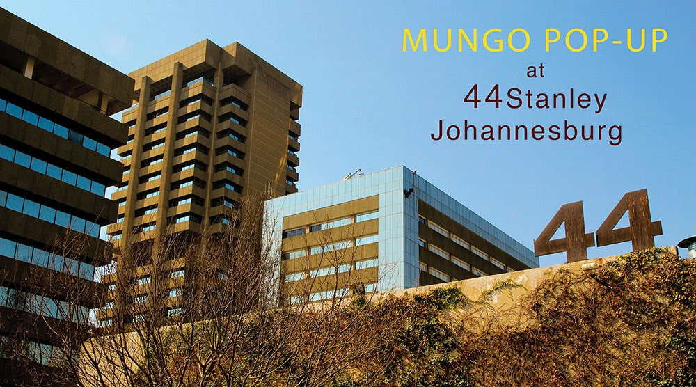 Mungo Pop Up Johannesburg, 44 Stanley