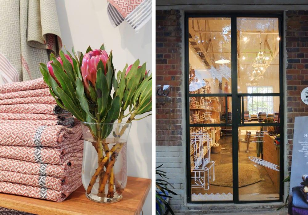 Homeware textiles Joburg Shop