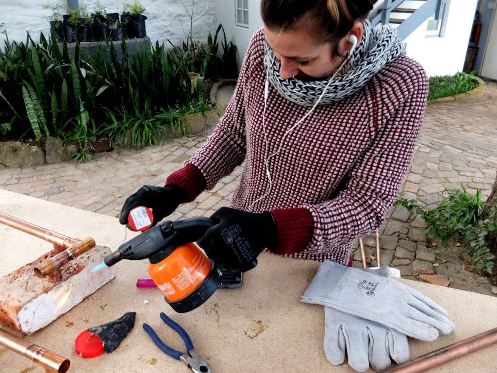 Mungo copper piping