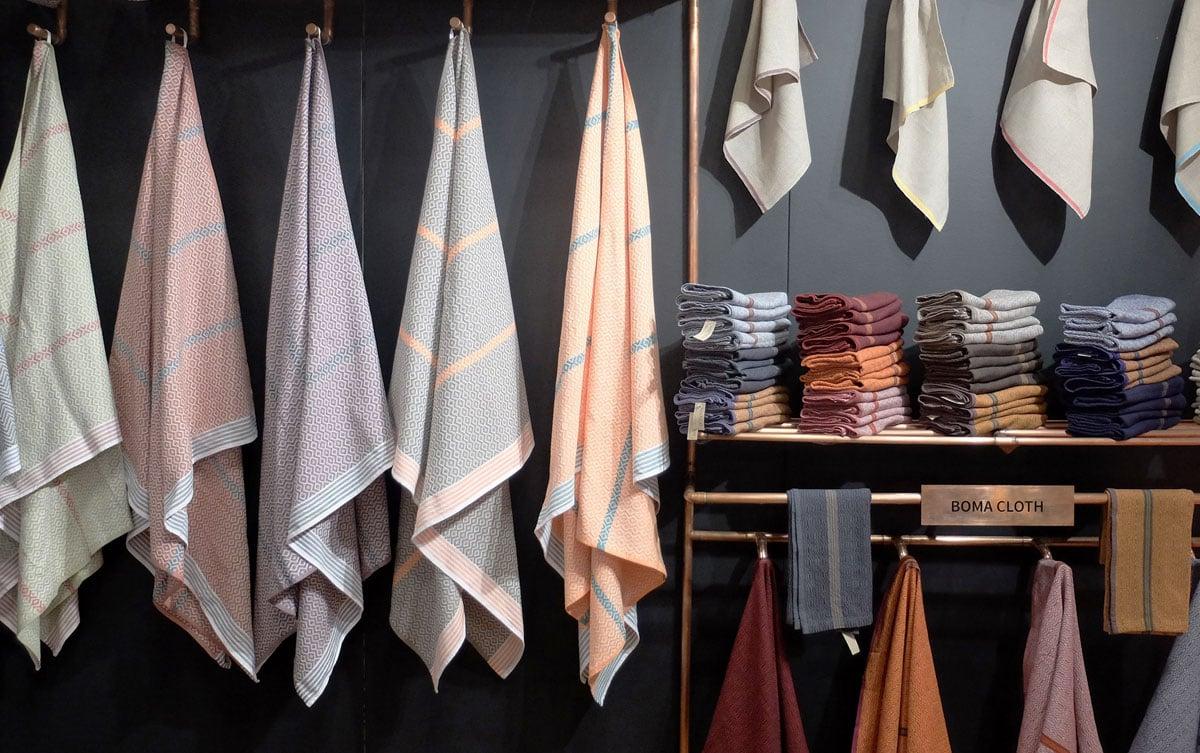 Flat Weave Towels New York