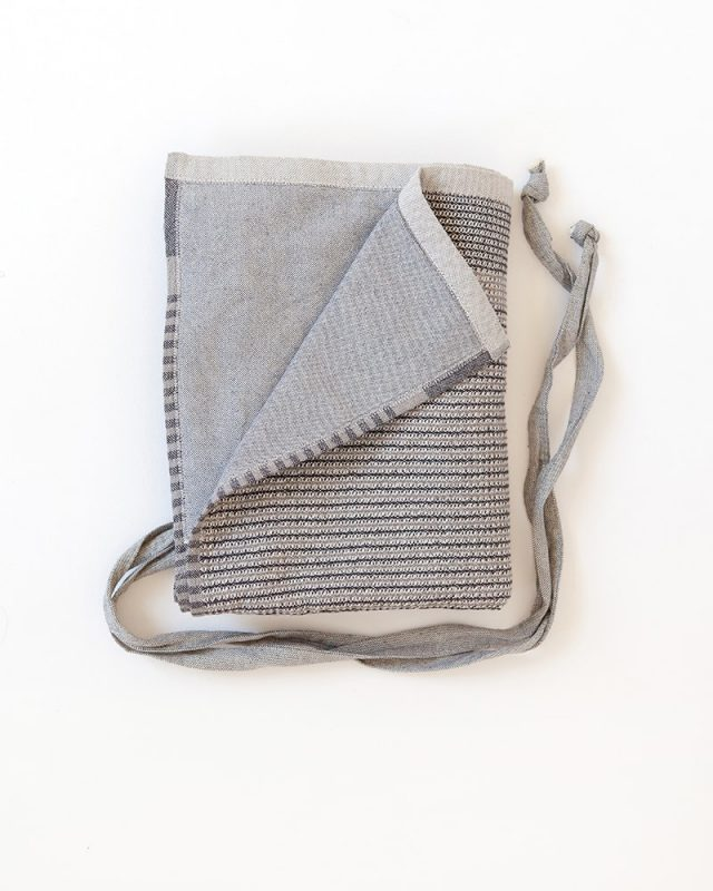 Mungo Man Cloth. 100% natural. Woven in Plett, South Africa at the Mungo Mill