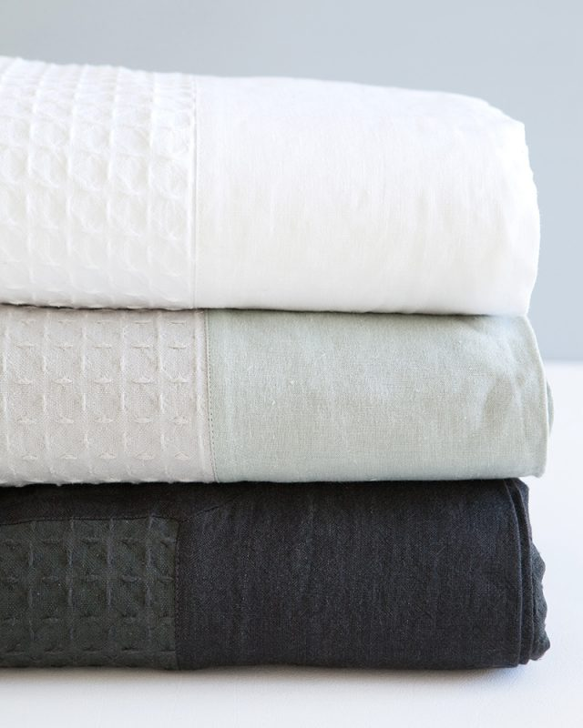 At Mungo we produce a number of amazing throws & blankets for use in your home.
