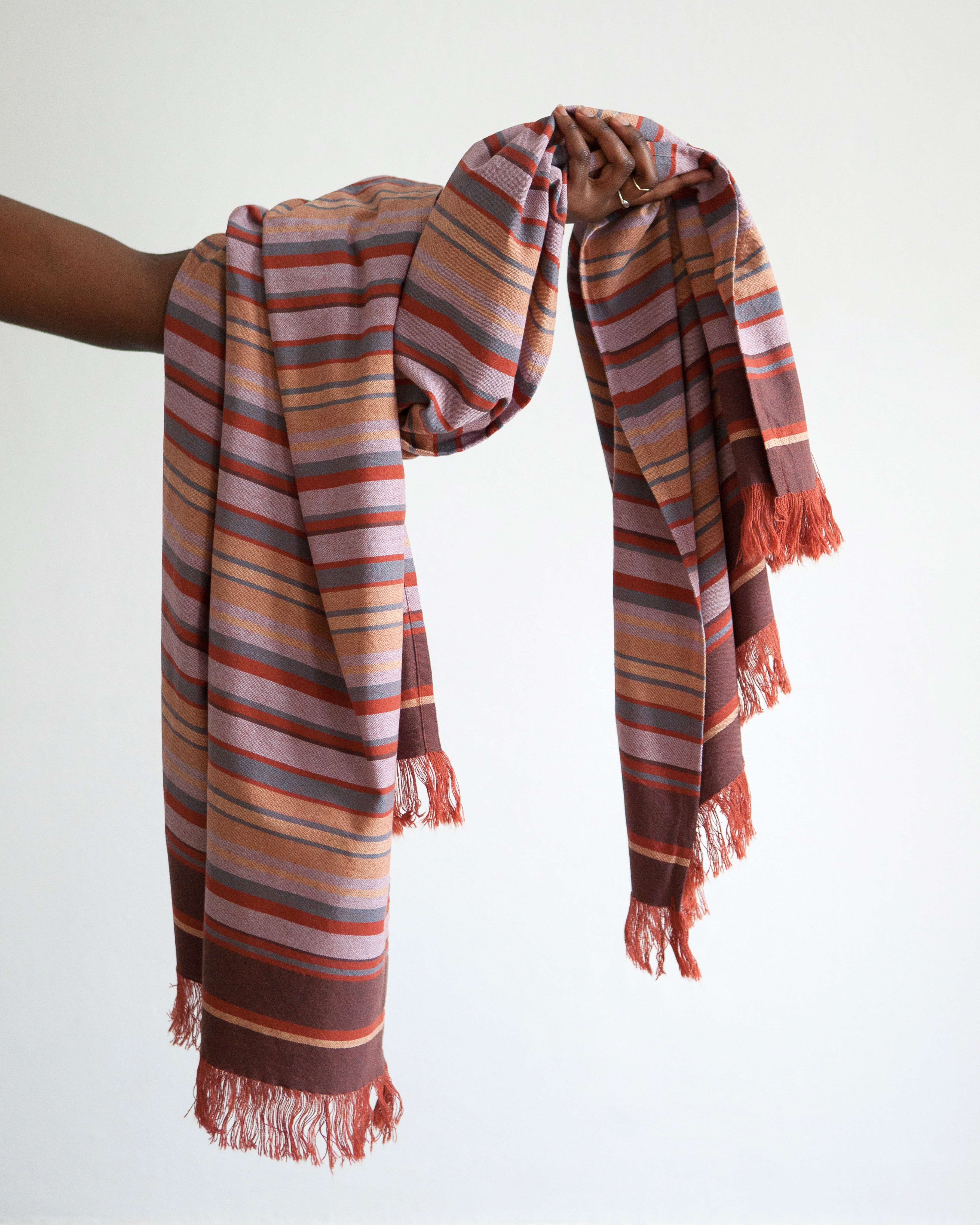 The Mungo 100% Cotton Kikoy South is a colourful and versatile beach wrap, sarong, head wrap or towel for tropical beach holidays - in Serandite