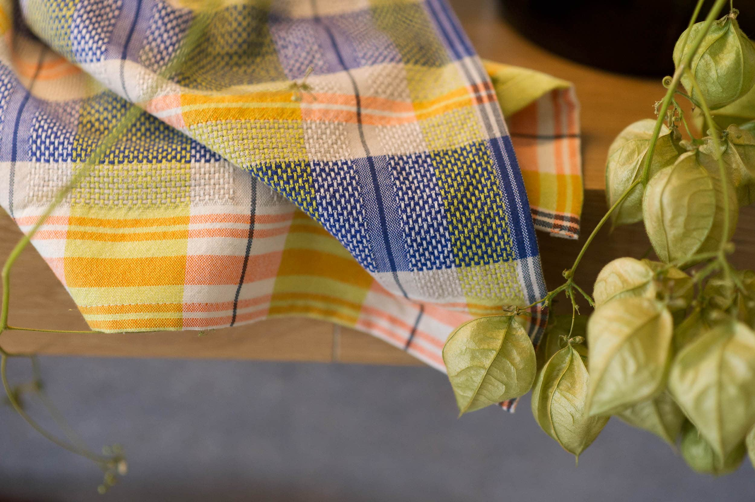 Mungo Vadoek Cloth in Safari, a colourful addition to out kitchen linen range