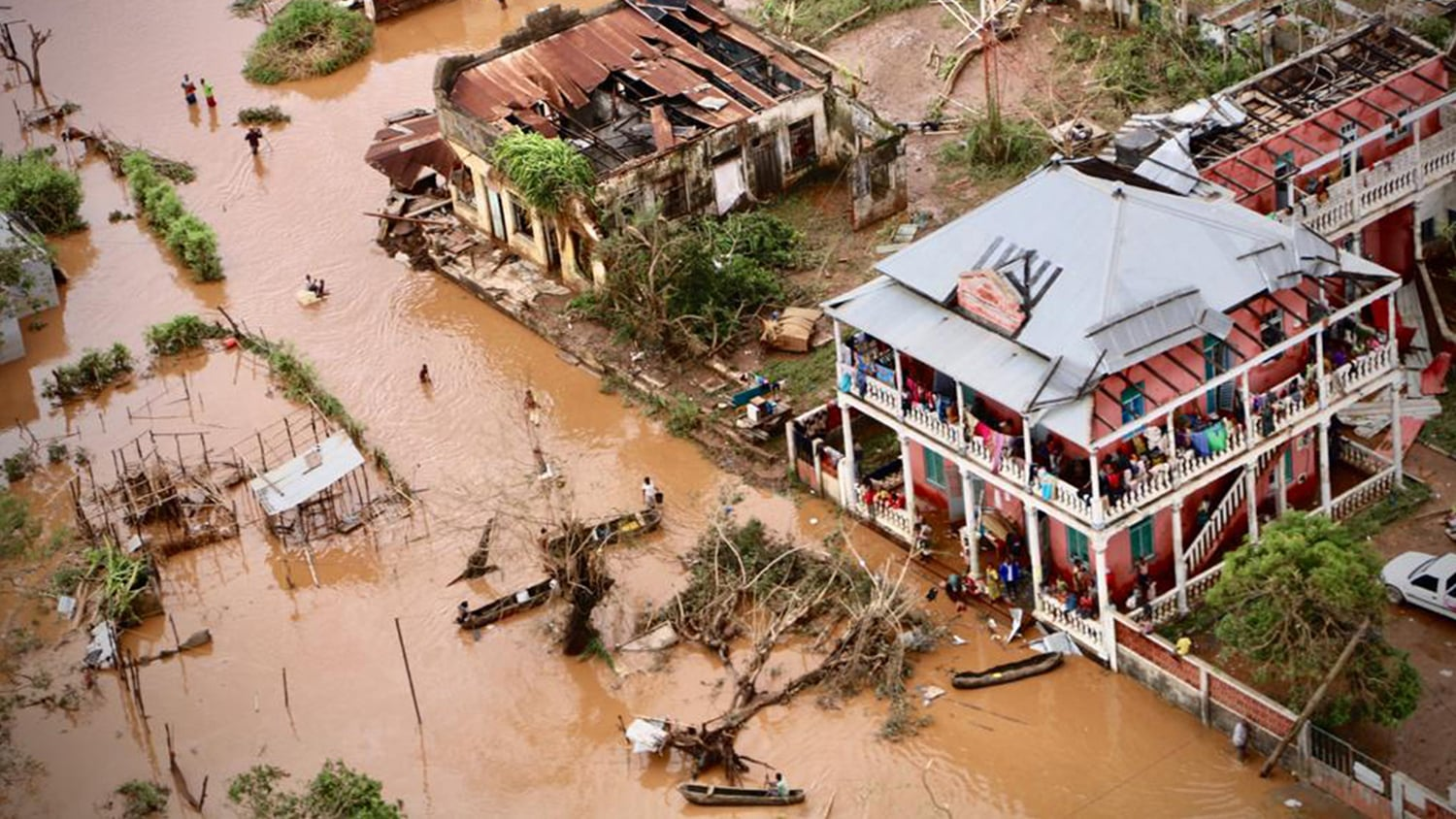 Mungo supports Cyclone Idai by funding Sussuro crowdfunding
