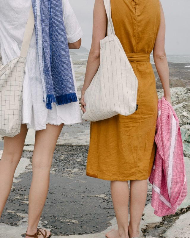 Mungo Summer towel and limited edition tote bag