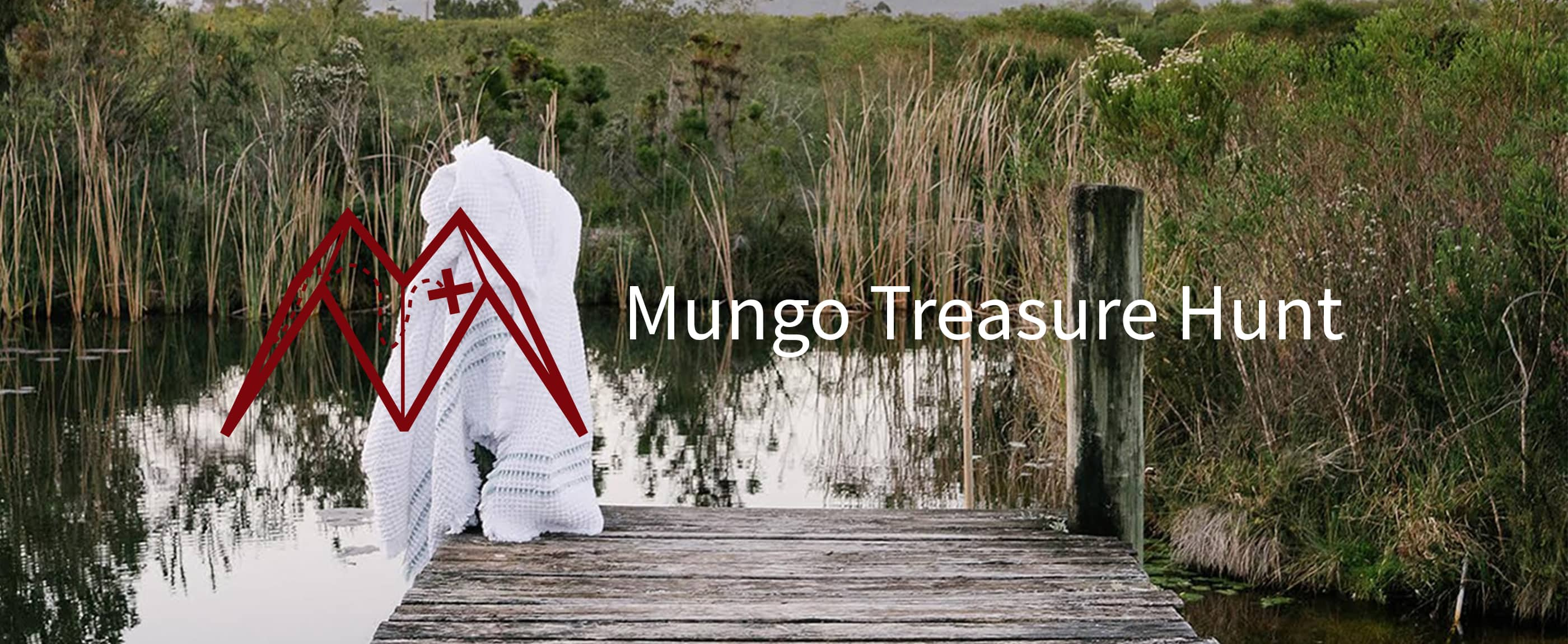 Mungo Treasure Hunt - solve daily riddles through the first week of September to discover products discounted by 40%